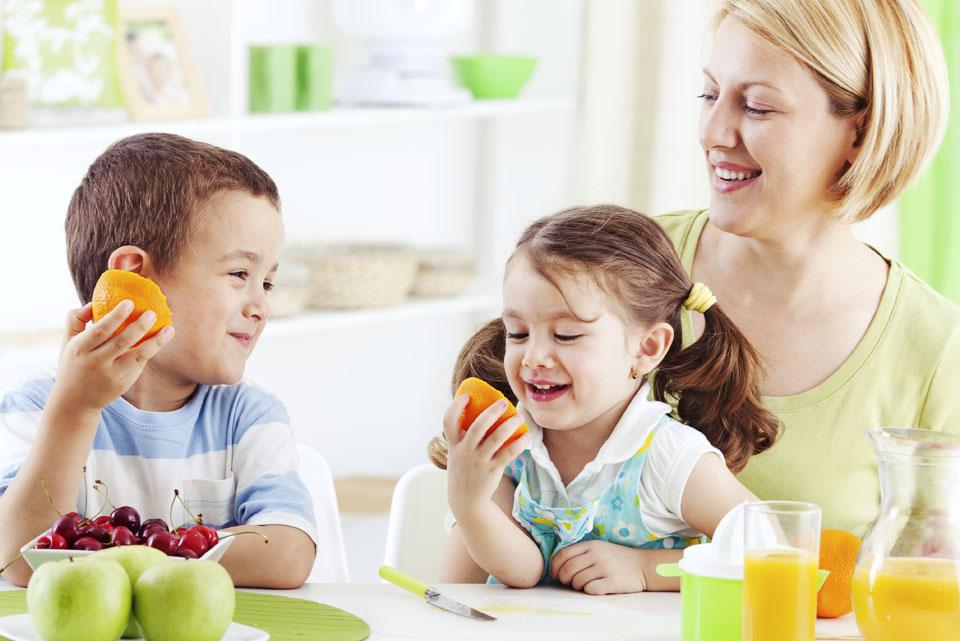 7 consejos para mantener un peso saludable en tus hijos