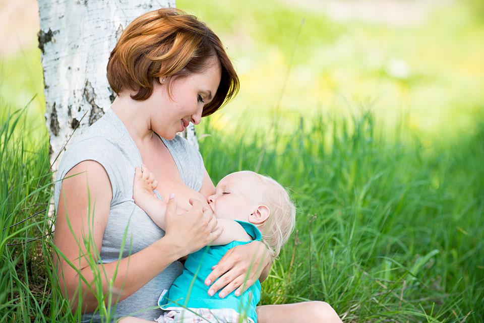 """3 """"para qué"""" de la lactancia en niños mayores"""